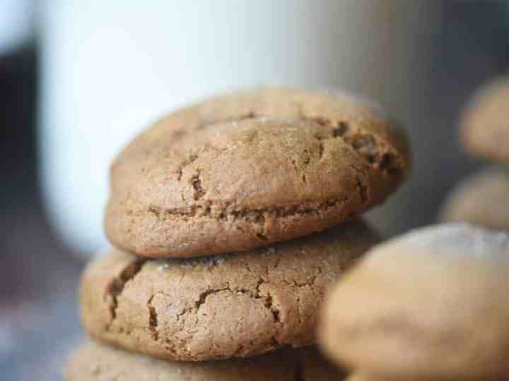 Slow As Molasses Cookies #HousefulOfCookies