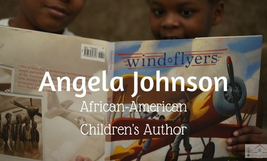 Black Author Series: Angela Johnson