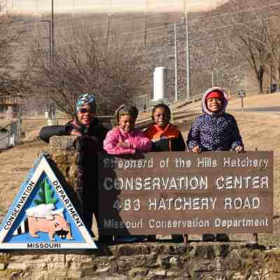 Fun Family Outings: Shepherd of the Hills Fish Hatchery – Branson, Missouri