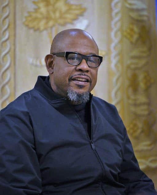Exclusive Interview with Black Panther's Forest Whitaker