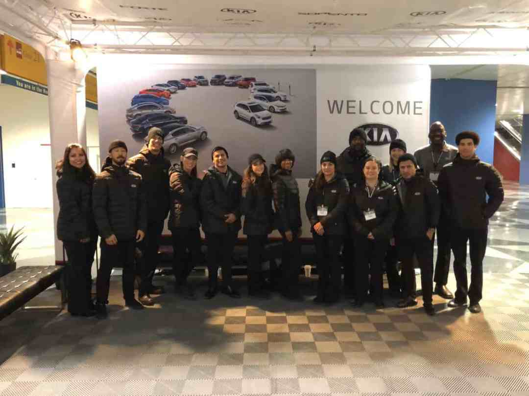 Kia Ride & Drive Team