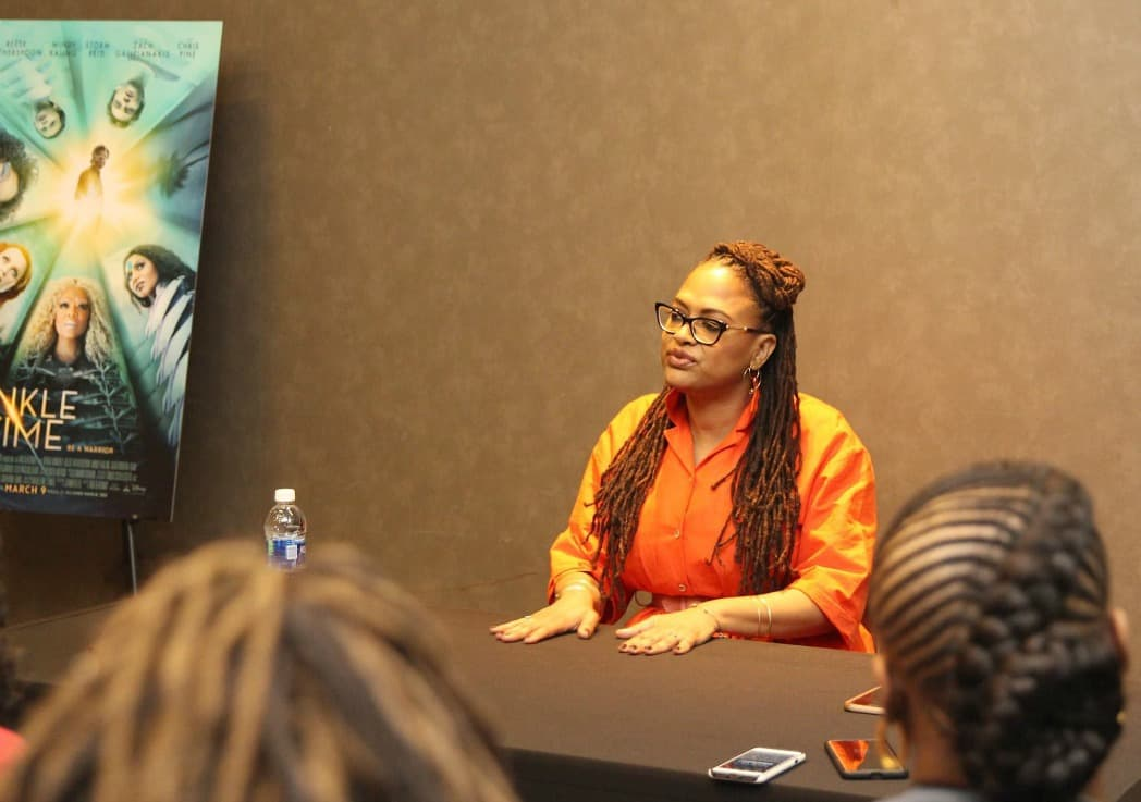 Ava DuVernay directs A Wrinkle in Time
