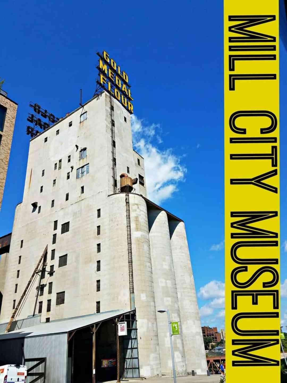 Mill City Museum - Minneapolis Minnesota