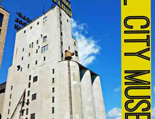 Mill City Museum - Minneapolis Minnesota