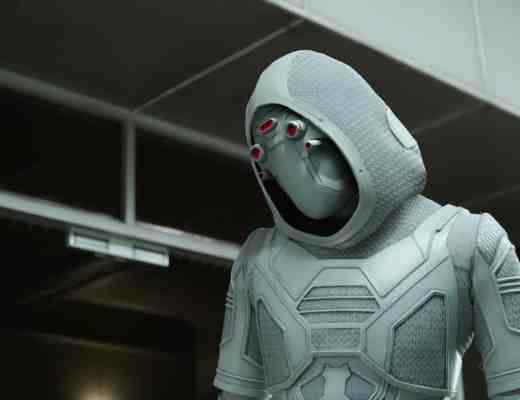 Ant Man Villain - Ghost