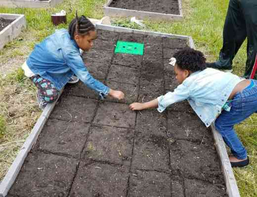 Community Gardening with Children