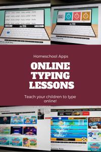 Teach your children to type online with Kidz Type online typing program.