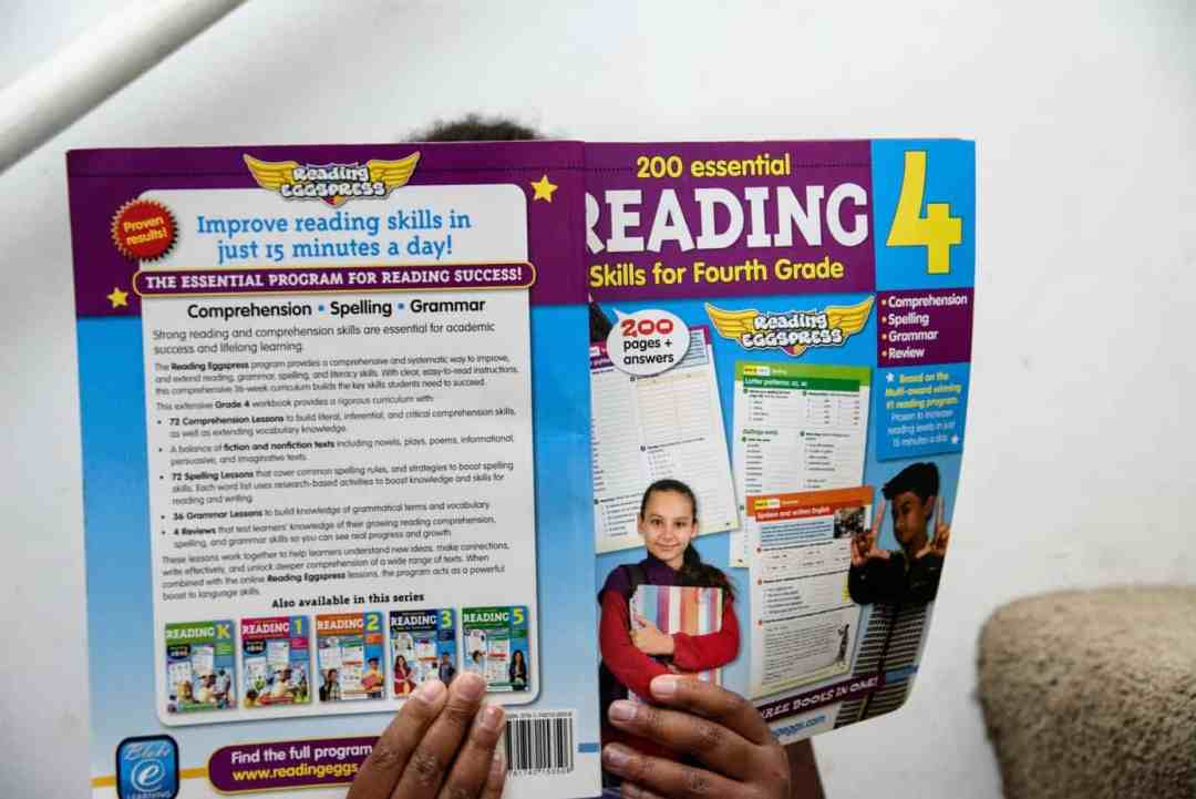 Reading Eggs & Mathseeds provides multiple ways in which to keep your homeschool children engaged. With workbooks, you can provide a multisensory approach to your homeschool.