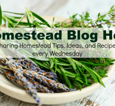 Homestead Blog Hop 208