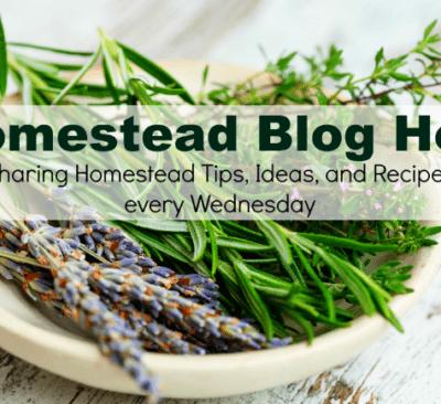 Homestead Blog Hop 208