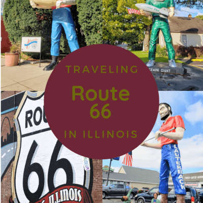 Route 66: Illinois #TrippinWithFamily