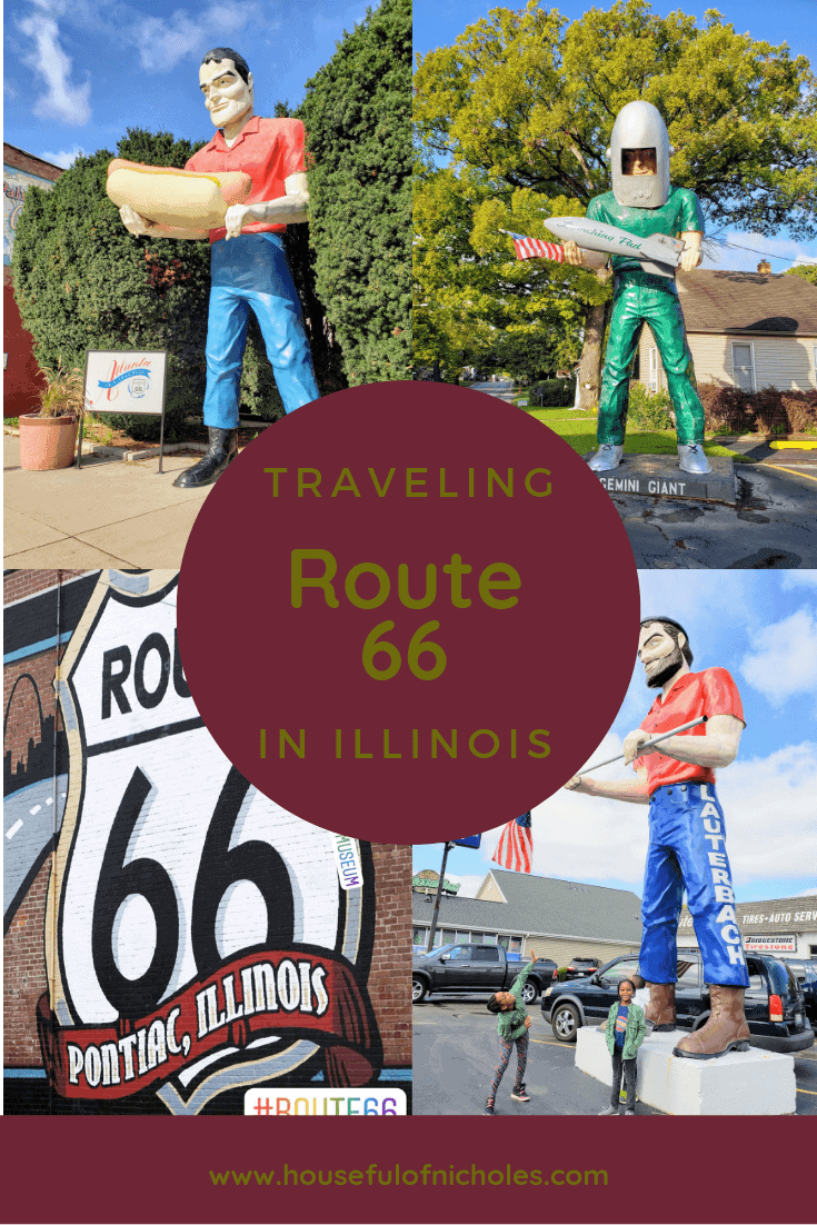 Route 66 starts in Chicago - why not check out the attractions all through Illinois.