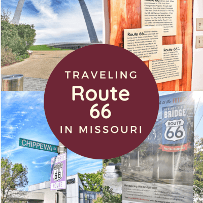 Route 66 in Missouri: #TrippinWithFamily