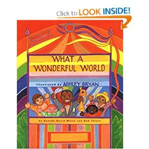 What a Wonderful World (Jean Karl Books)