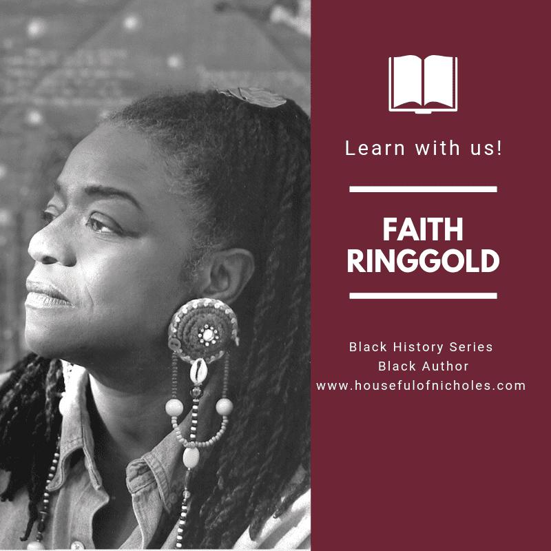 Faith Ringgold - Children's Author