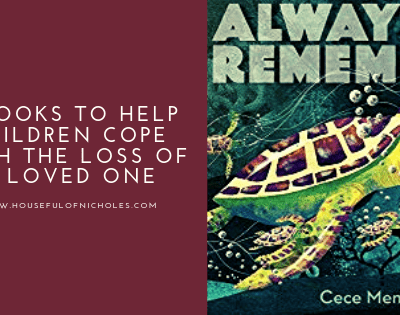 9 Books to Help Children Cope with the Loss of a Loved One