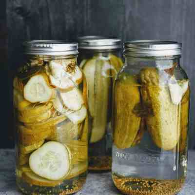 We've Been In A Pickle – Easy Garlic Dill Pickle Recipe