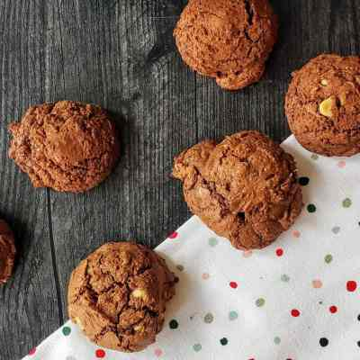 Brownie Cookies – Houseful Of Cookies