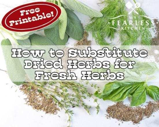 Homestead Blog Hop Feature - dried-herbs-fresh-herbs