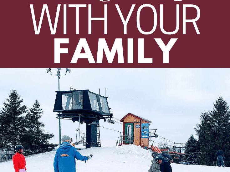 10 Reasons to Ski With Your Family