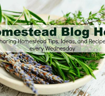 Homestead Blog Hop 317