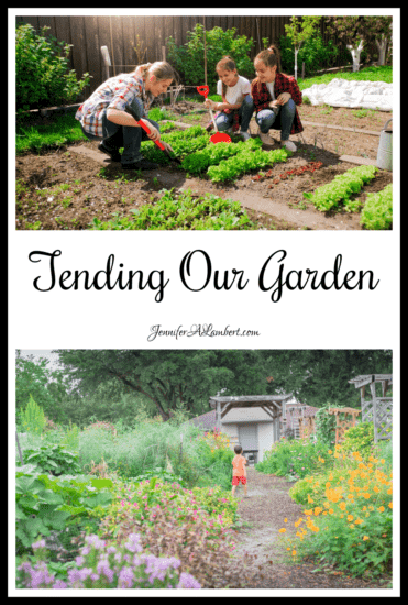 Homestead Blog Hop Feature - Tending-Our-Garden