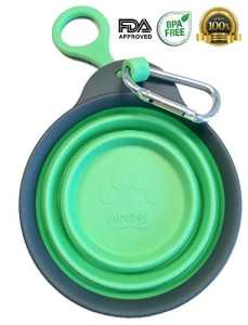 best travel dog bowls