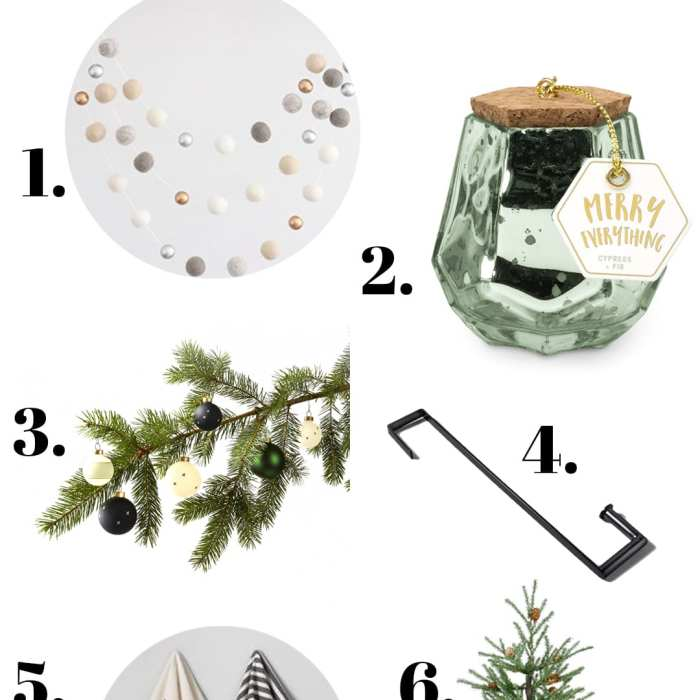 holiday product picks