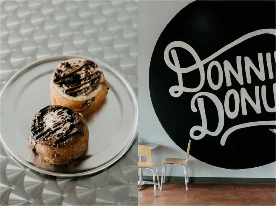 donnie's donuts in Daytona Beach, Florida