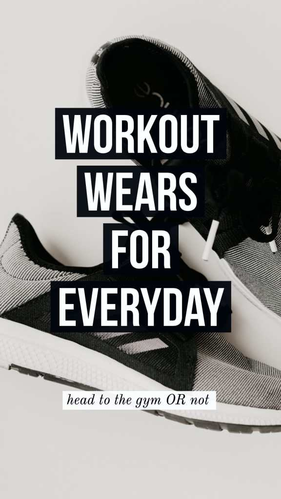 workout clothes you can wear to the gym or not
