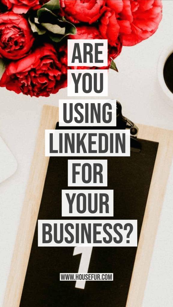 Are You Using LinkedIn for Your Business?