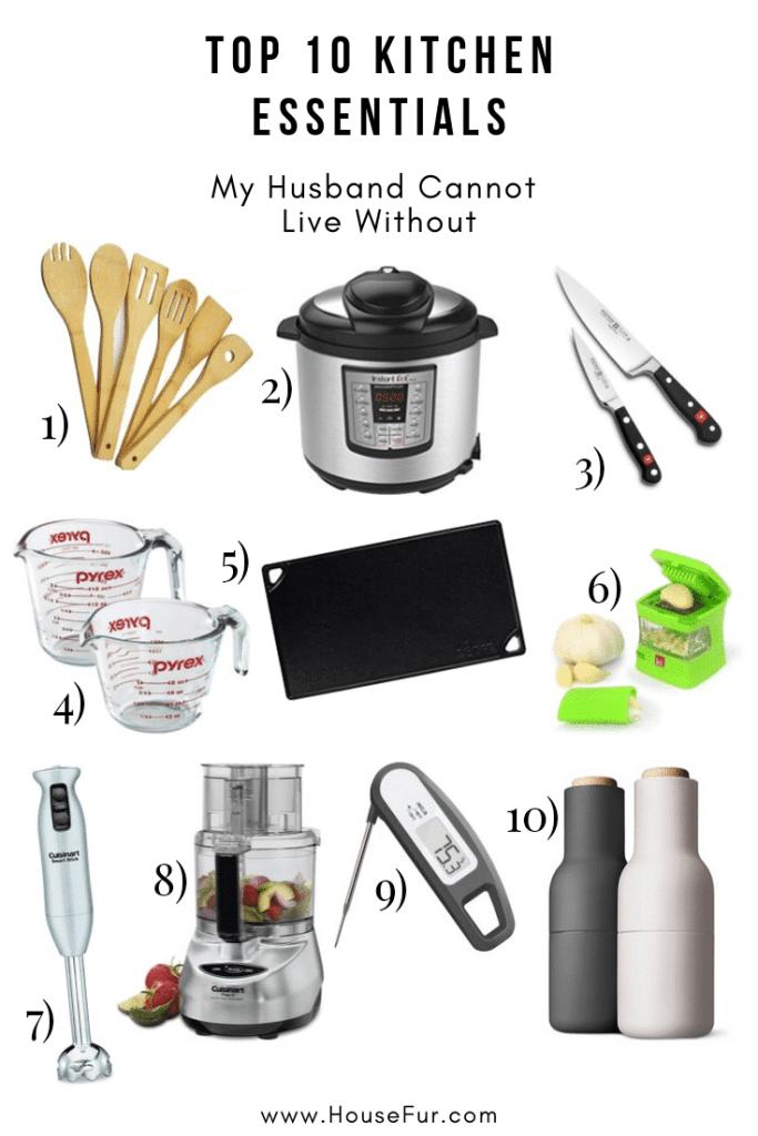 top 10 kitchen essentials guide