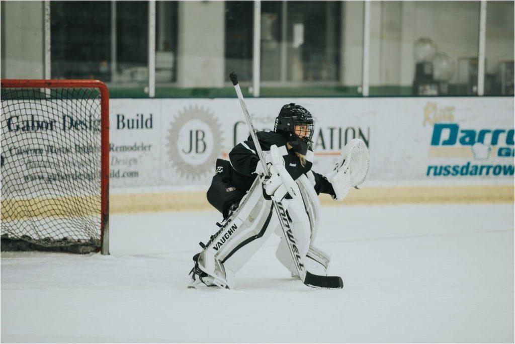 ren Lenhof ice hockey