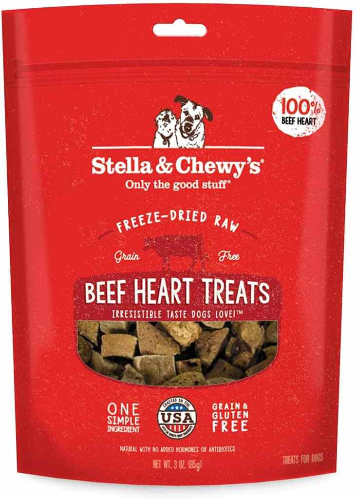 Stella chewy dog treats