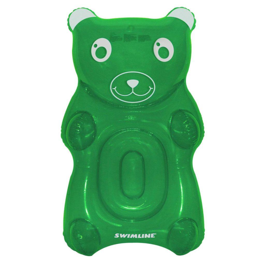 gummy bear pool float