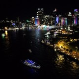 The harbour looked amazing from the bridge, but it was tricky to capture its magic on my iPhone.
