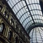 Galleria Umberto was amazing.