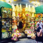 One of the stores in the historic centre.