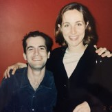 My friends Wendy and Andrew celebrated their 20th wedding anniversary (and I found this photo of them from BEFORE they were married) ... such a lovely couple.