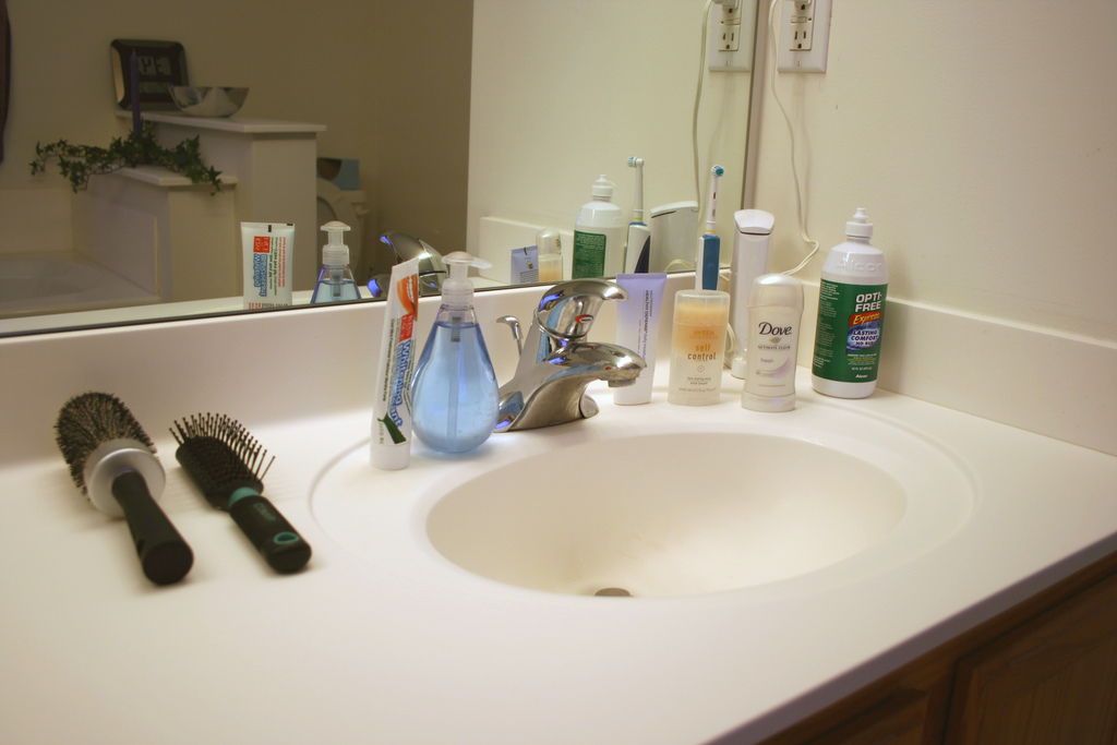 How To Clean Marble Countertops Bathroom Vanities Without