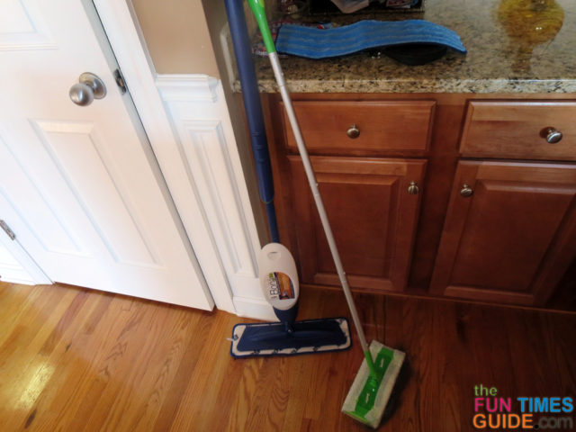 Using Bona Refresher As A Floor Polish Instead Of Using