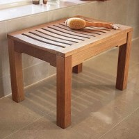 Wood Shower Benches: Top Tips to Care for them | Household ...