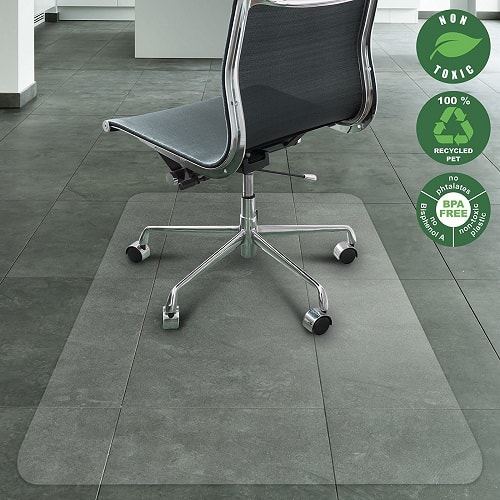 ergonomic chair mat tripod camping best for carpet or hardfloor 2019 eco series from office marshal