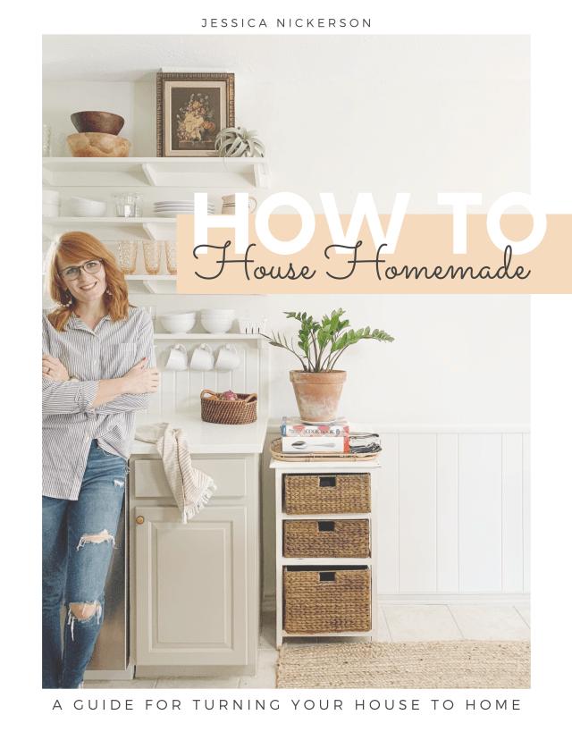 ebook how to house homemade