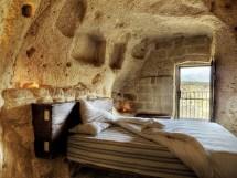 Matera Italy Cave Hotel