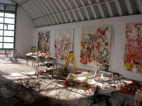 Judy Pfaff Studio