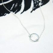 Friendship Circle Necklace