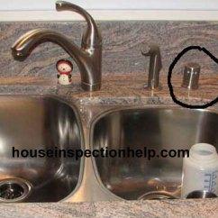 Kitchen Sink Plumbing Parts Layout Design Tool Dishwasher Aerator