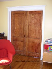 Double Closet Sliding Doors