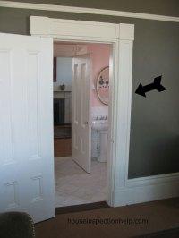 Large Interior Door Trim